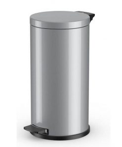 Hailo 0522-070 Solid L Pedaalemmer 18L Zilver